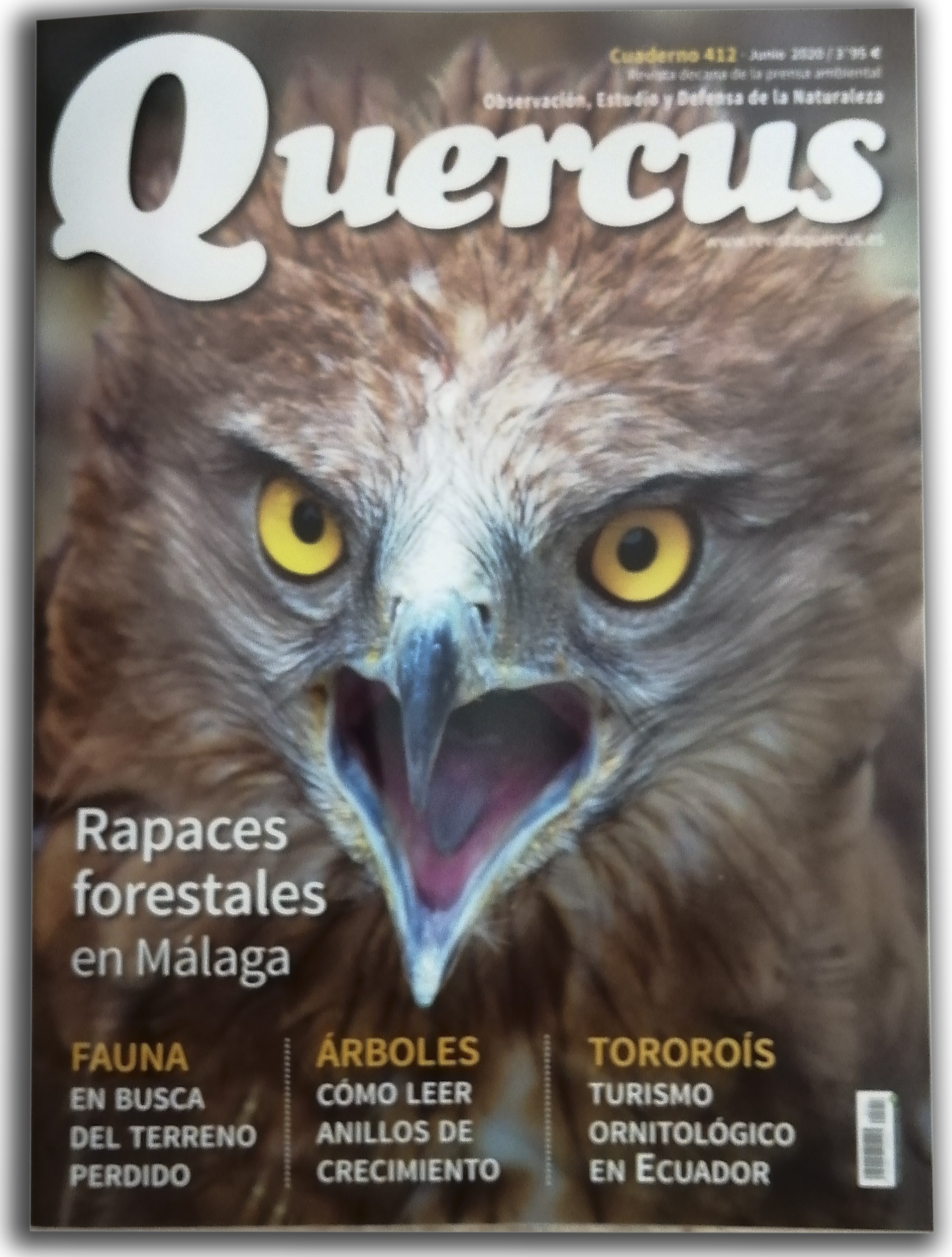 Revista QUERCUS Abril 2019